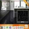 Plati Homogeneous Full Body Nano Porcelain Black Floor Tile (J6P15)