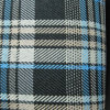 Oxford 600d Plaid Printing Polyester Fabric (XL-X102)