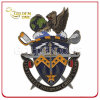 Customized Military Symbol Soft Enamel Cut out Metal Challenge Coin