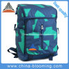 Navy Ergonomics College Students Bag School Backpack