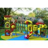 Outdoor Playground--Small Earth Guard Series, Children Outdoor Slide (XYH-MH017)
