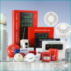24V Dual LEDs Conventional Fire Alarm Smoke Detector for Fire Project