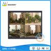 """BNC HDMI VGA RS232 TFT Color 17"""" LCD Monitor with DC 12V (MW-174MB)"""