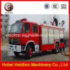 Dongfeng 4m3 Water Tanker & 2m3 Foam Tanker Fire Fighting Truck