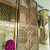 Furniture Metal Work Custom Stainless Steel Partition Wall Decorative Panel