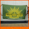 Screen Printed Custom Flag Banner for Promotion