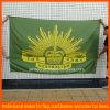 Screen Printed Custom Flag Banner for Promotion