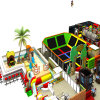 Beautiful Forest Series Indoor Playground Equipment for Sale