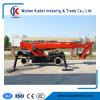 Mobile Wheel Type Spider Boom Lift