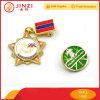 Wholesale Custom Promotional Gift Metal Badge Enamel Lapel Pin Badge