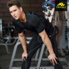 Sports Suit Comfortable and Tight Elastic Set for Men