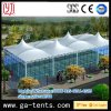 Big Huge Football Shade Tent UV Proof Water Proof with Mixed Shape