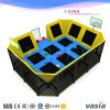 2016 Trampoline Park with Sponge Pool for Kids and Adults