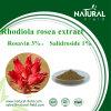 Rosavin 3%, Salidroside 1% by HPLC