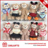 High Quality Soft Plush Bear Pendent Promotion Keychain, Valentine Gift
