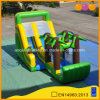 PVC Outdoor Playground Interesting Giant Jungle Inflatable Waterslide for Sale (AQ1074-1)
