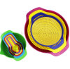 OEM Creative Rainbow Kitchenware Set for Promotional Gift