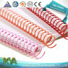 Metal Iron Single Spiral Coil Wire Binding Supplies for Bookbinding