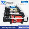Waterproof SUV 4X4 12V/24VDC Electric Winch Truck Winch (9500lbs-1)