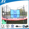 Sand Game for Trampoline with Enclosure