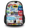 New Fashion School Canvas Backpack Laptop Shoulder Bag for Women