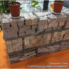 China Factory Galvanized Welded Gabion Box/ Stone Basket Gabion (XM29)