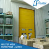 PVC High Speed Door with Steel Frame/ Logistic PVC Rolling Door with Customized Size