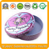 Small Tin Metal Storage Box for Hand Cream
