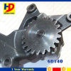6D140 Engine Parts Oil Pump (6212-51-1002)