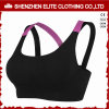 Latest Cheap Black Fashionable Sports Bra Wholesale (ELTSBI-8)