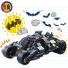 Plastic Bat Building Blocks Toy for Children