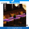 2016 Guangzhou Supllier Hot Sell Liquid Interactive LED Dance Floor