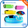 Safety Dog LED Collar Flashing Light up, Glow and Bright-High Quality Flashing Dog Collar with Extra Batteries