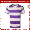 Popular Fashionable Customised Striped Rugby Jersey (ELTRJI-16)