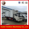 High Quality Performance Refrigerator Van Truck for Meat and Fish 4X2 Mini Refrigerator Truck Refrigerated Truck