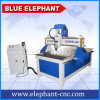 Ele 9015 Aluminum Cutting Machine, Advertising 4 Axis Wooden Door CNC Router with Ce Certificates