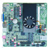 AMD Embedded Industrial Itx Motherboard with VGA/HDMI/Lvds and AMD HD8000