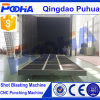 Q26 Automatic Recovery System Manual Sand Blasting Room