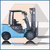 3.0t Diesel Forklift with Isuzu C240 Engine (FD30B-W1)