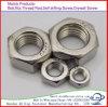 Carbon/Stainless Steel Hex Head Nut Galvanized M6-M36 DIN934