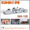 Sbh150 Full Servo Block Bottom Paper Bag Making Machine