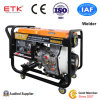 2.5/4.6kw Most Fuel Efficient Diesel Welder Generator