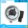 63mm Anti-Vibration Pressure Gauge with Electrical Contact Manufacturer
