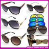 2015 Famous Brand Name Style Colorful Top Selling Cheap Sunglasses (DE-14102902)