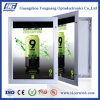 Silver/Black Aluminium 42mm thickness Waterproof Outdoor LED Light Box-YGW42