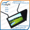 H001 5.8GHz 7 Inch Black Pearl Fpv Diversity LCD Monitor with Built in Receiver and Battery