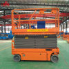 Lifting Equipment Self Propelled Scissor Lifter Electric Ladder Lift