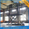 Hydraulic Home Residential Pit Garage Parking Car Lift with Ce