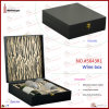 Faux Leather Wine Glasses Gift Boxes Wholesale (5643R1)