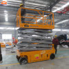 8m Self Propelled Scissor Lift From Factroy